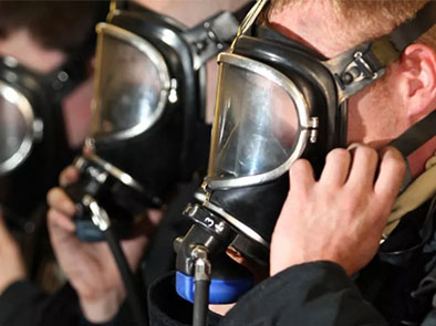 <b>Run Every Wednesday</b><br /> MSMWHS216 Operate Breathing Apparatus