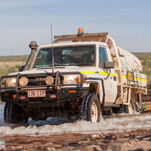 4WD & Transport Courses